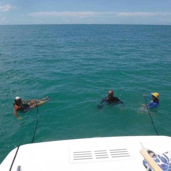 Jump Off the Boat Course, Sarasota, FL Sept., 2021